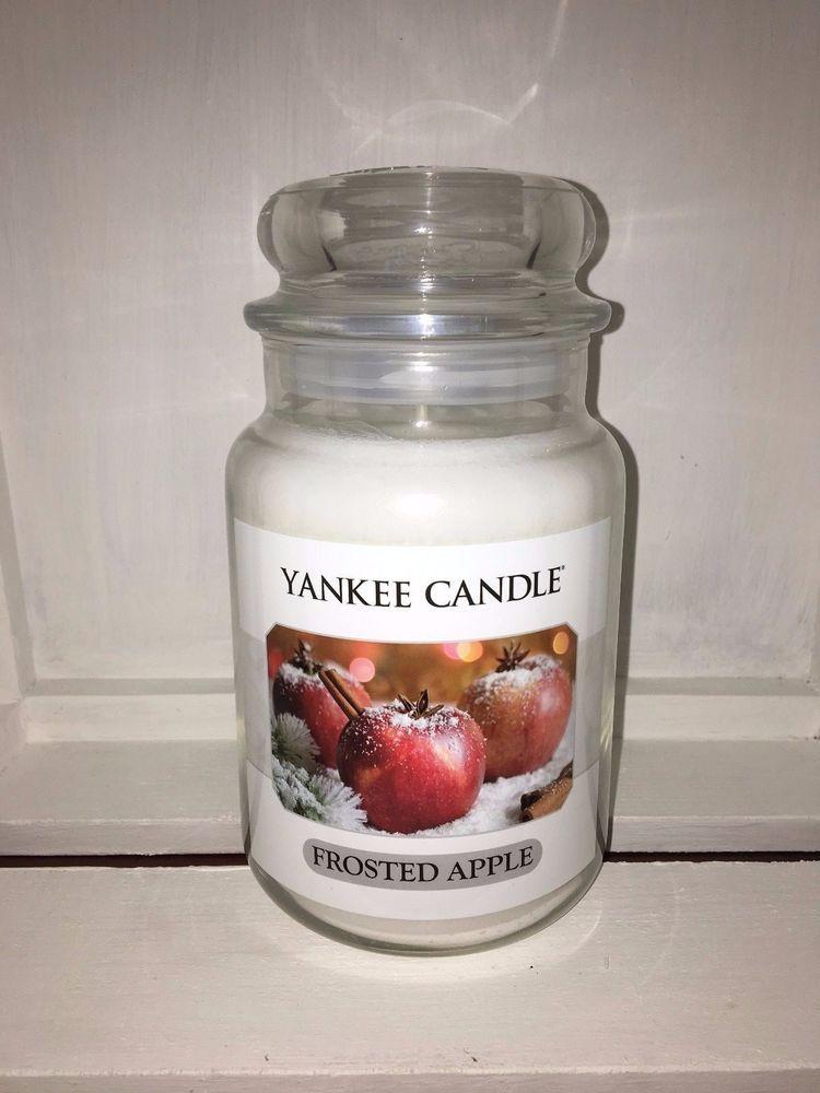 Yankee Candle Deerfield Wind blown Medium Jar rare//retired//vhtf//USA
