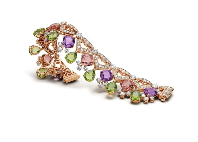 Bulgari Barocko Bracelet Fine Jewelry Bracelets High Jewelry High Jewelry Bracelet