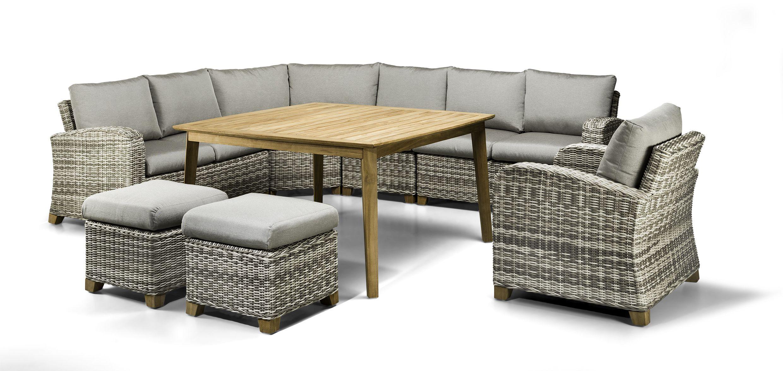 Portofino Lounge Set Suns Green Collection Outdoor Furniture