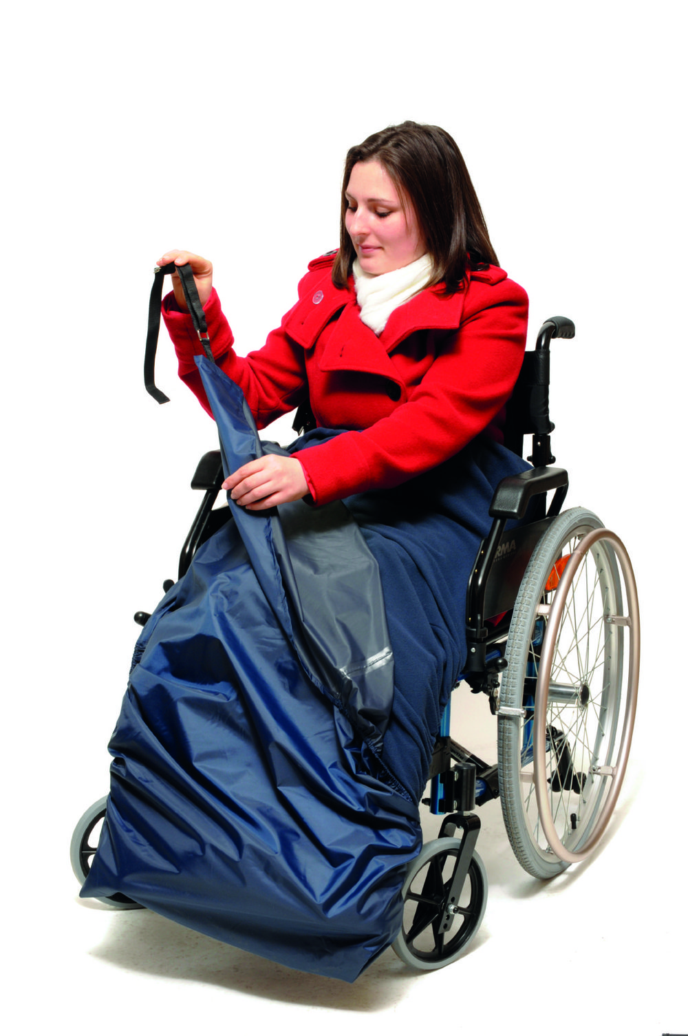 Wheelchair Apron (3 in 1) Quick and easy to put on and a