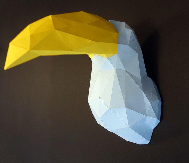 Werken bauen diy anleitungen origami papercraft and diy ideas craft deko eichhrnchen squirrel reh deer gift geschenk elephant diy solutioingenieria Choice Image
