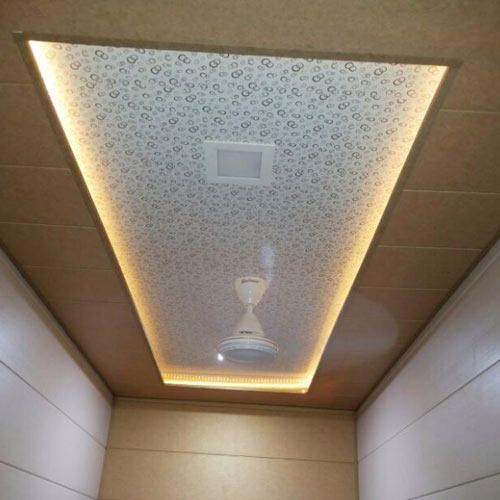 Pvc Ceiling Designs For Living Room In 2019 Pvc Ceiling