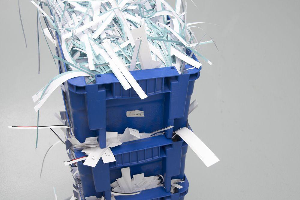 Facta and document shredding services document shredding