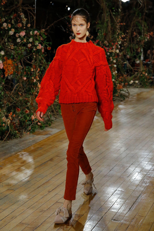 Ulla Johnson Mode tricot, Tricot à la mode et Mode