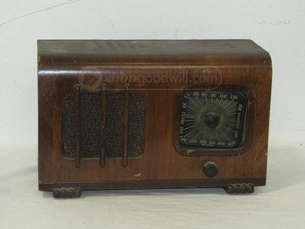 Where Are You Going Vintage Radio Old Radios Vintage Electronics