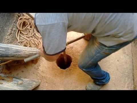 Como Sacar Un Barro Enterrado