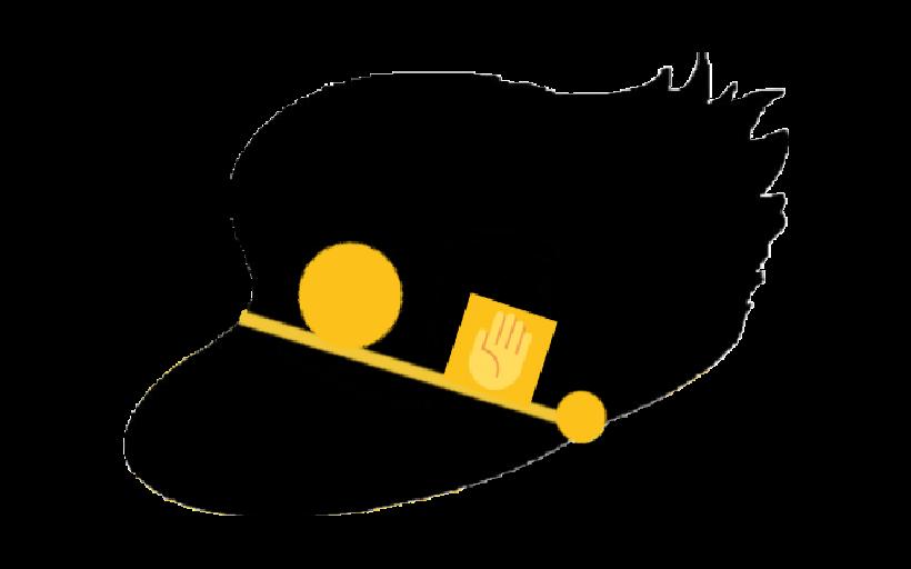Jojo Jotaro Hat Png