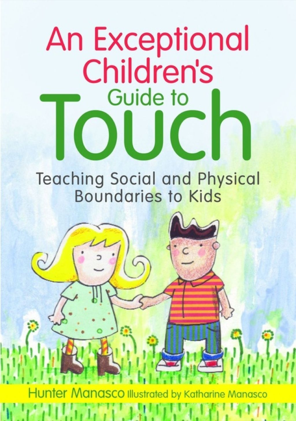 An Exceptional Children S Guide To Touch Ebook