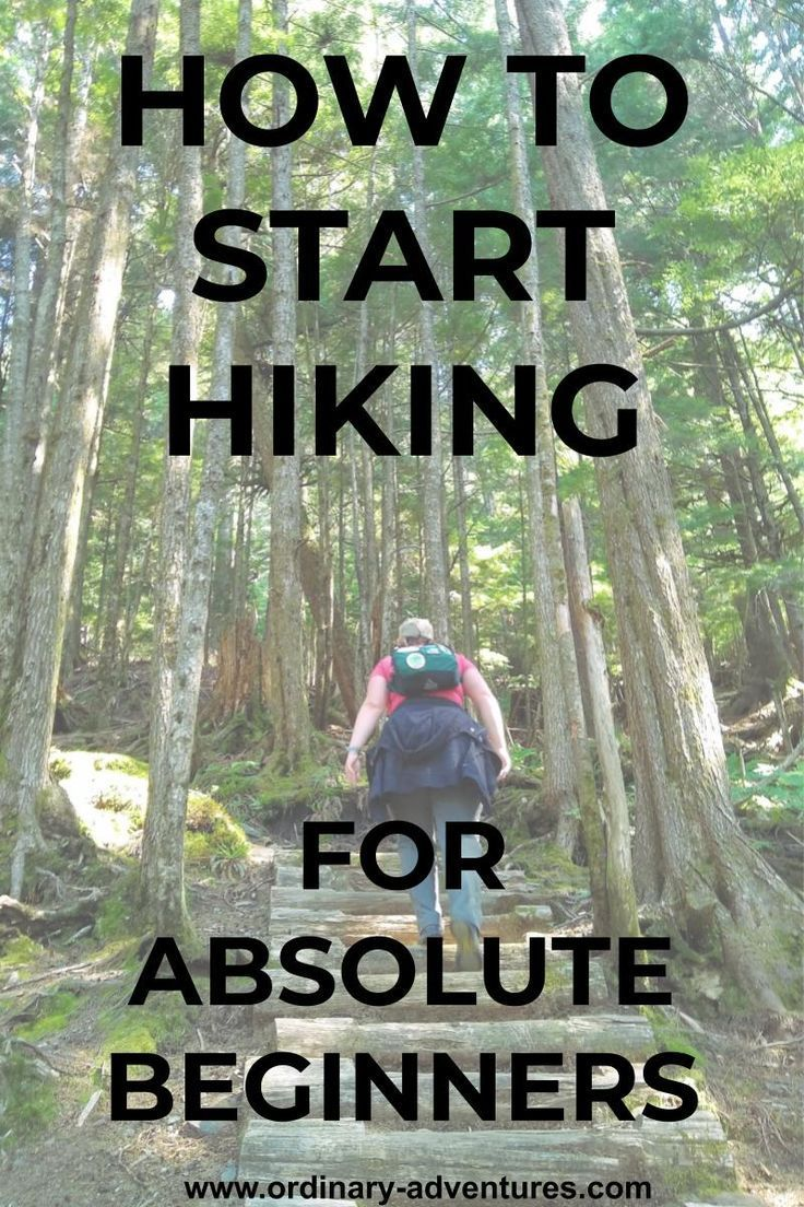 Photo of How to Start Hiking for Absolute Beginners – Ordinary Adventures