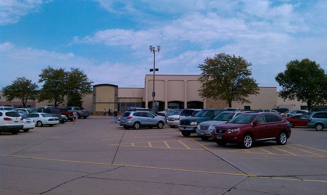 Southern Hills Mall Sioux City Iowa Former Garfield S Sioux City The Old Days City