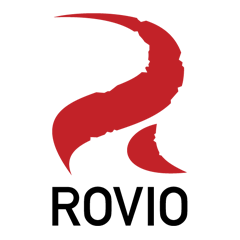 Rovio Entertainment The Company That Created Angry Birds And Bad Piggies Has A Youtube Channel Full Of Great Video Clip Angry Birds Angry Birds Seasons Logos