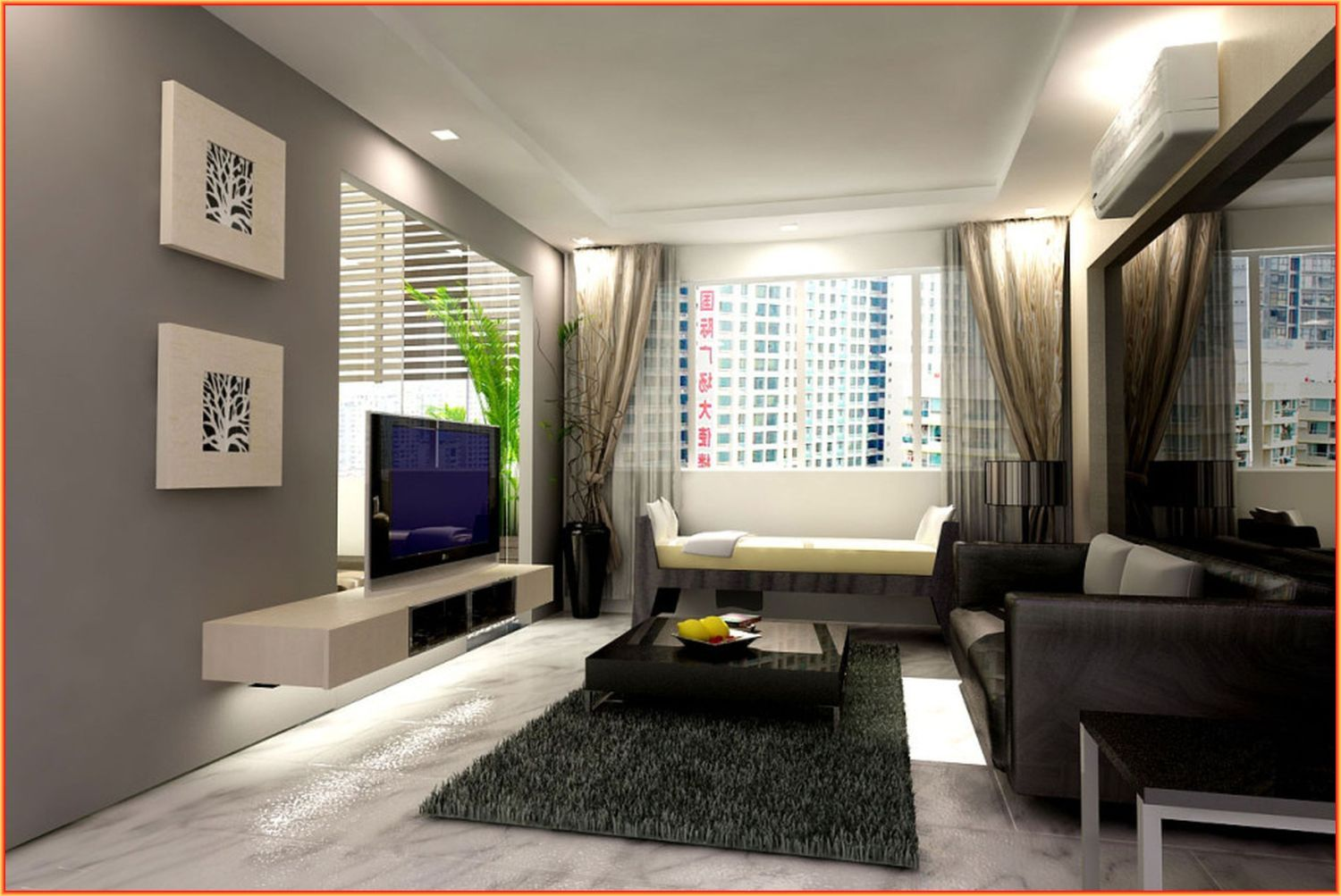 30 Beautiful Picture Of Living Room Furniture Ideas Apartment
