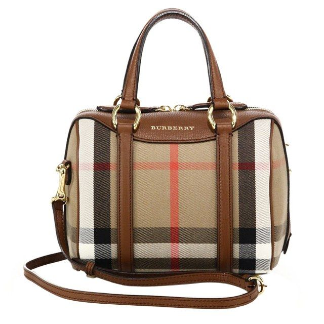 133abd36279 Burberry Small House Check Alchester Bowling Satchel | Bloomingdale's |  Accessories & jewelry | Bags, Burberry handbags, Fashion handbags