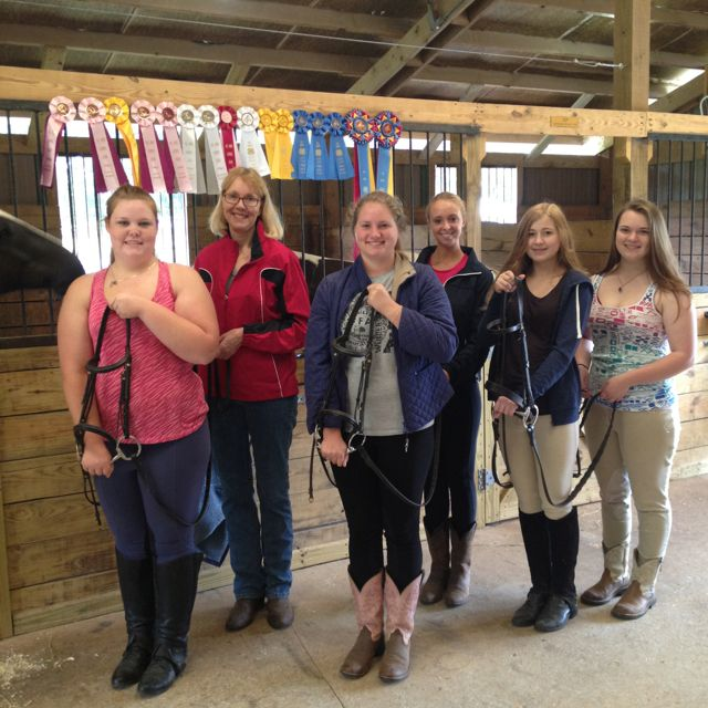 Advanced boot campers bits and bridles seminar.