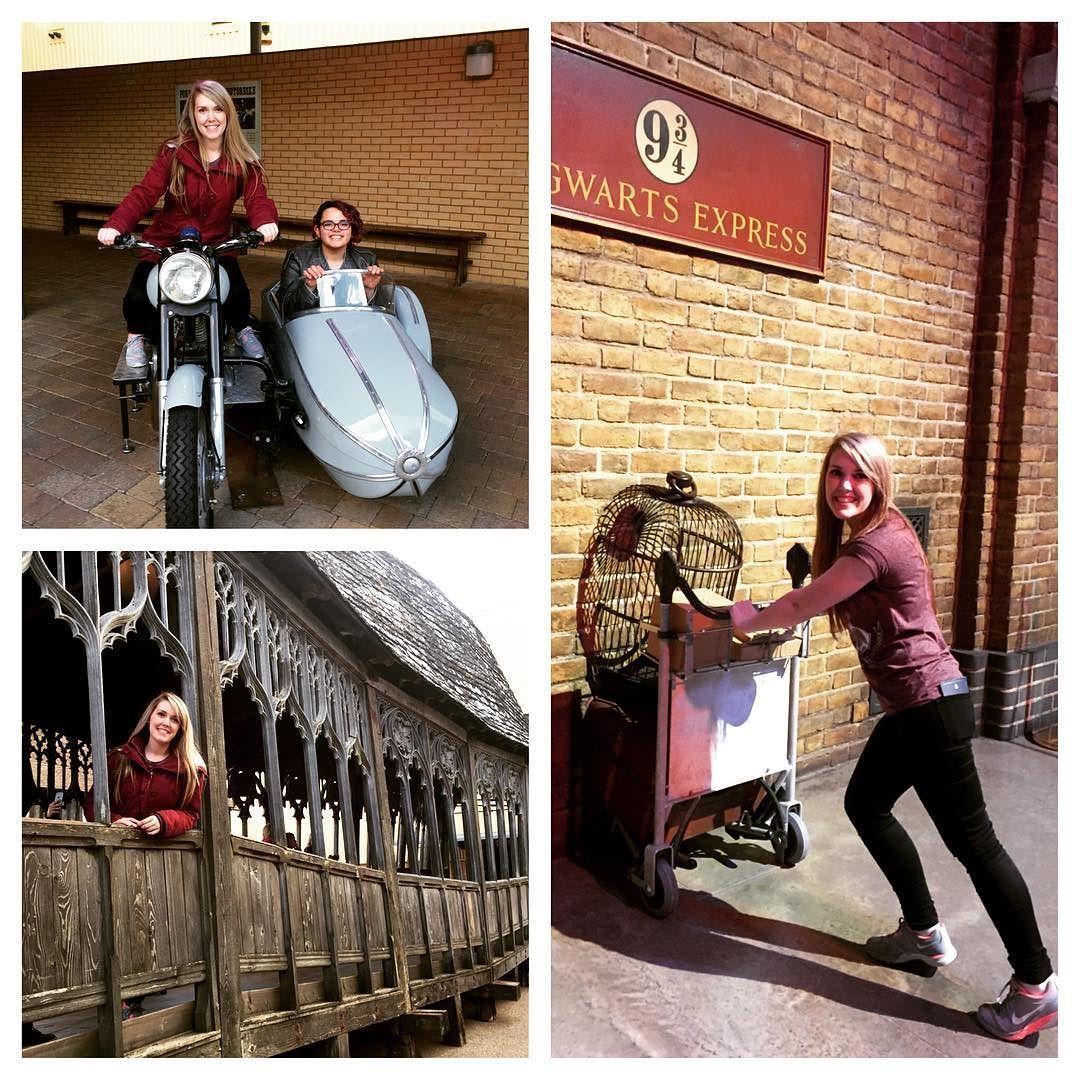 Harry Potter studios! #england #uk #studyabroad #travel #harrypotter #harrypotterstudios by aprilconnolly