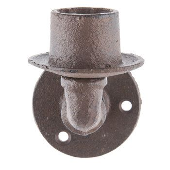Brown Rustic Metal Wall Sconce | Wall sconces, Metal walls ... on Sconces Wall Decor Hobby Lobby id=45507