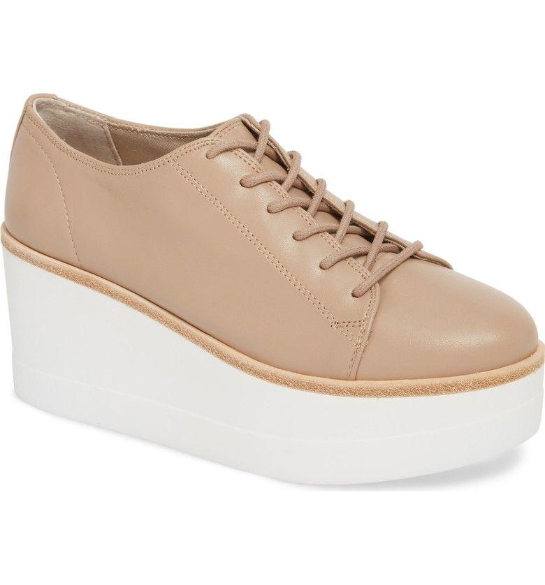 Kimber Wedge Platform Sneaker, Main