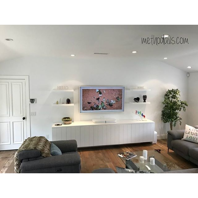 The Frame TV from #samsung and Sonos Playbase, the perfect pair ...