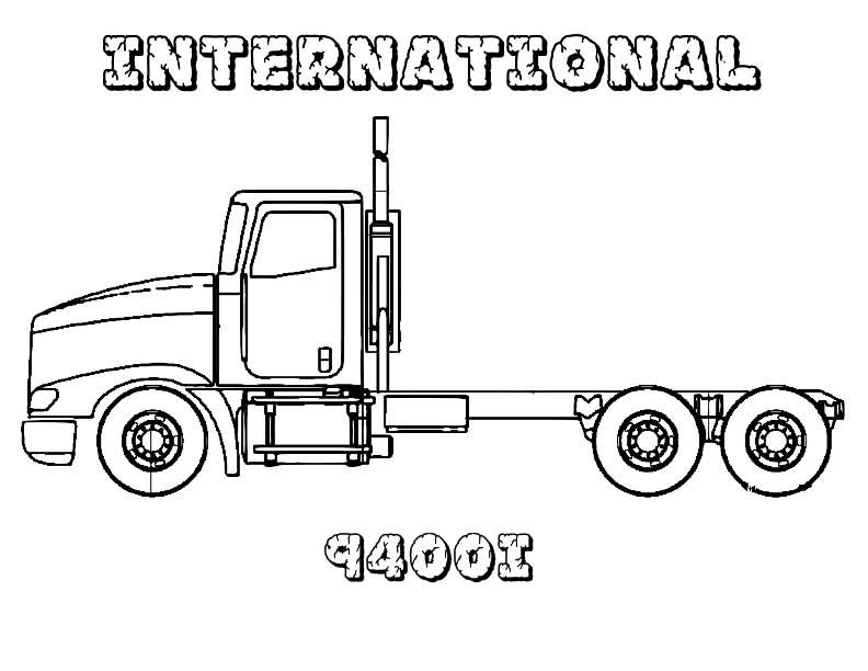 40 Free Printable Truck Coloring Pages Download Truck Coloring Pages Coloring Pages For Boys Coloring Pages