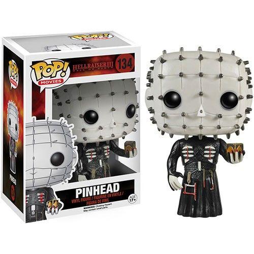 "POP! Movies Hellraiser: Pinhead 3.75"" Vinyl Figure | ToyZoo.com"