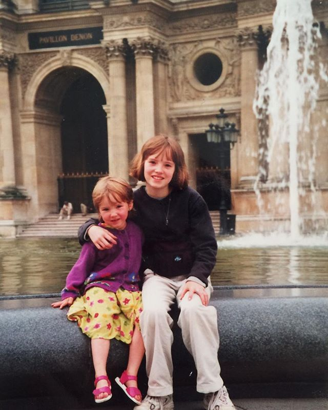 Paris 2000 With My Best Friend I Love You Dovecameron