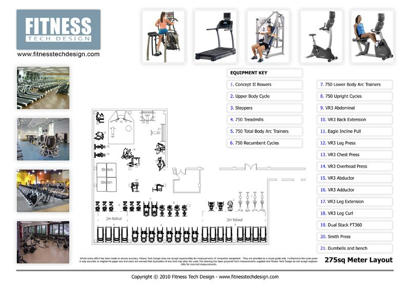 Small Gym Design Layout Favorite Places Spaces