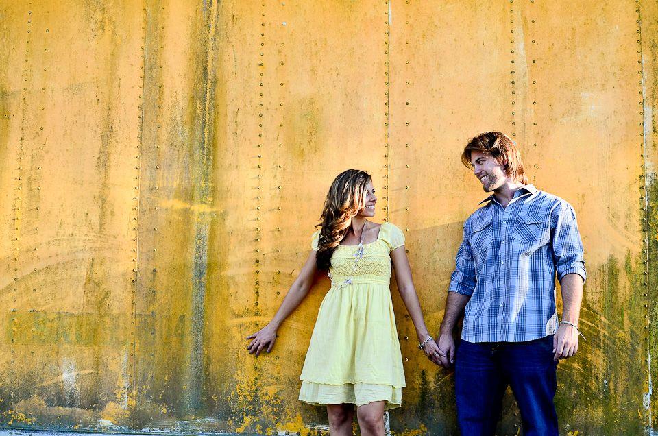 Junk Yards Jacksonville Fl >> Junk Yard Engagement Shoot Wall Alex Cammy Photography Florida