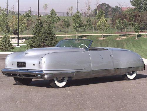 Chrysler Thunderbolt 1941 Cars
