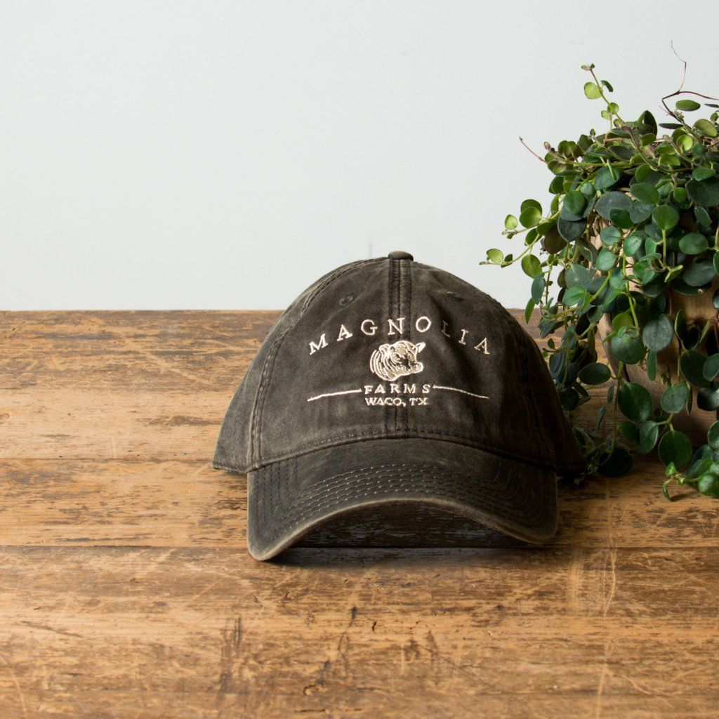 Our Magnolia Farms Hat Has Been A Long Standing Favorite Both In The Office And At The Farm Avail Joanna Gaines Style Clothes Magnolia Farms Outfits With Hats