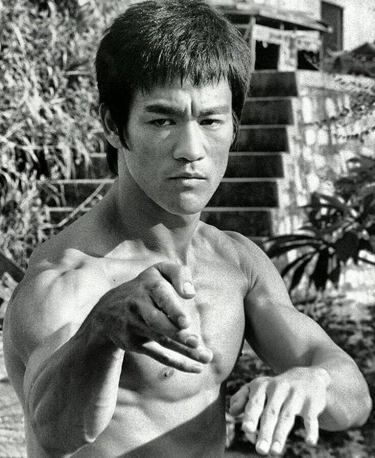 Rarest Picture Of Bruce Lee Artes Marciais Bruce Lee Citacoes