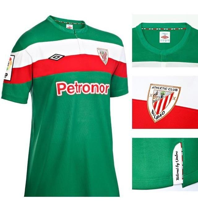 ae61d3fff1859 Athletic Bilbao third kit.