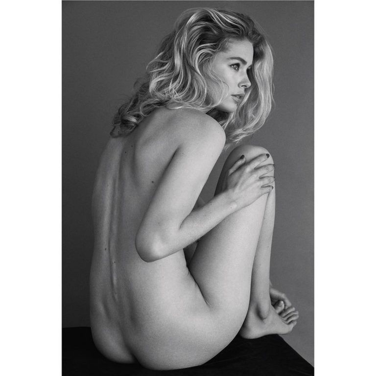 Kroes nude french vogue