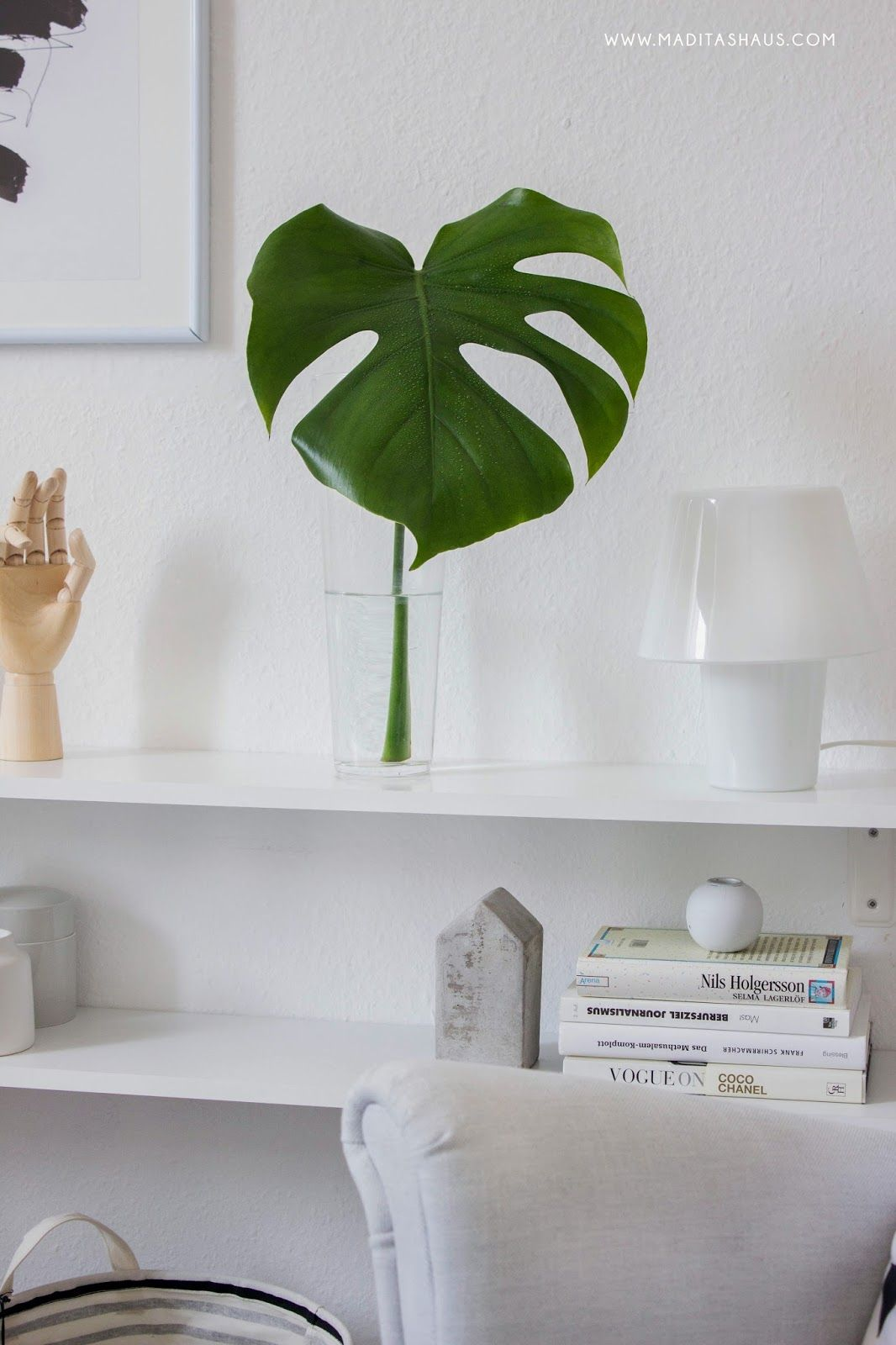 Customized Shelving #diy #shelve #low #budget #scandi #interior