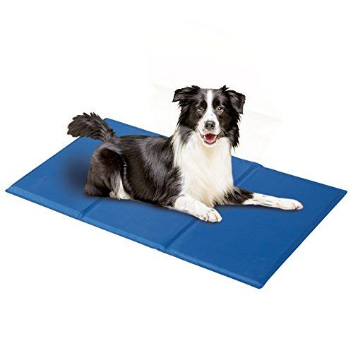 Pet Cooling Mat Cocoapa Cold Pad For Cats and Dogs Keep