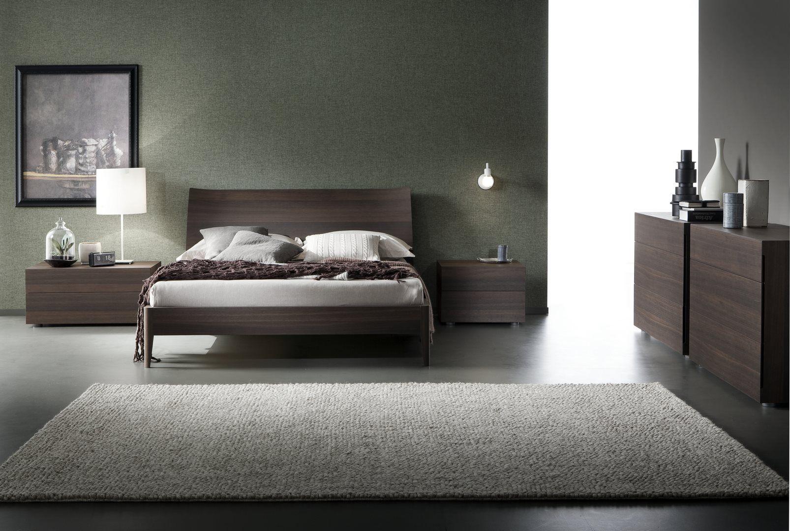 Modern Rossetto Divine Oak Termotrattato Bedroom Modern
