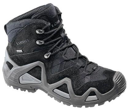 Zapatos marrones estilo militar Lowa para mujer b4YajXxXd3