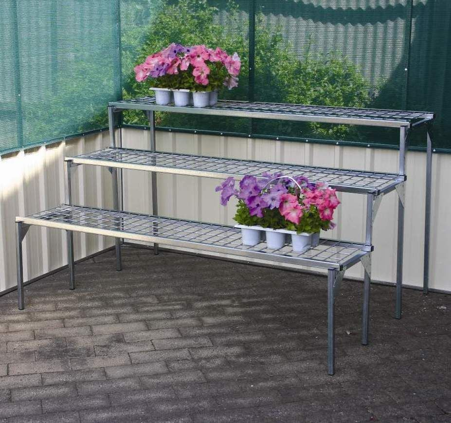 Good Facts About 3 Tier Plant Stands Breathtaking Garden Decoration