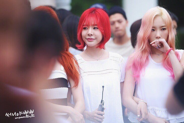sunny snsd dating