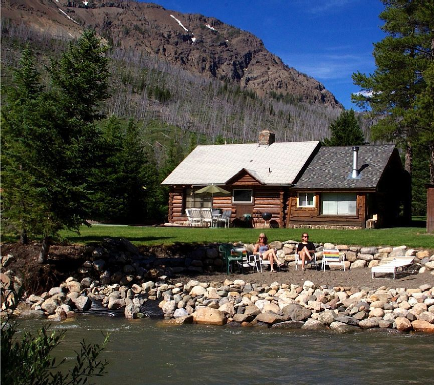 Cooke City Silver Gate Vacation Rental