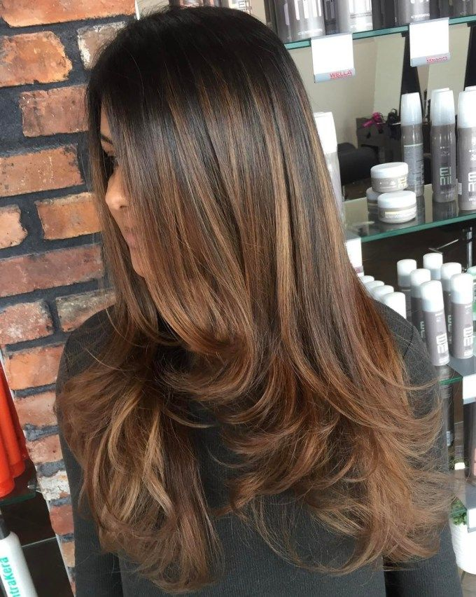 30 Best Hairstyles And Haircuts For Long Straight Hair Long Straight Hair Brown Hair Balayage Hair Styles