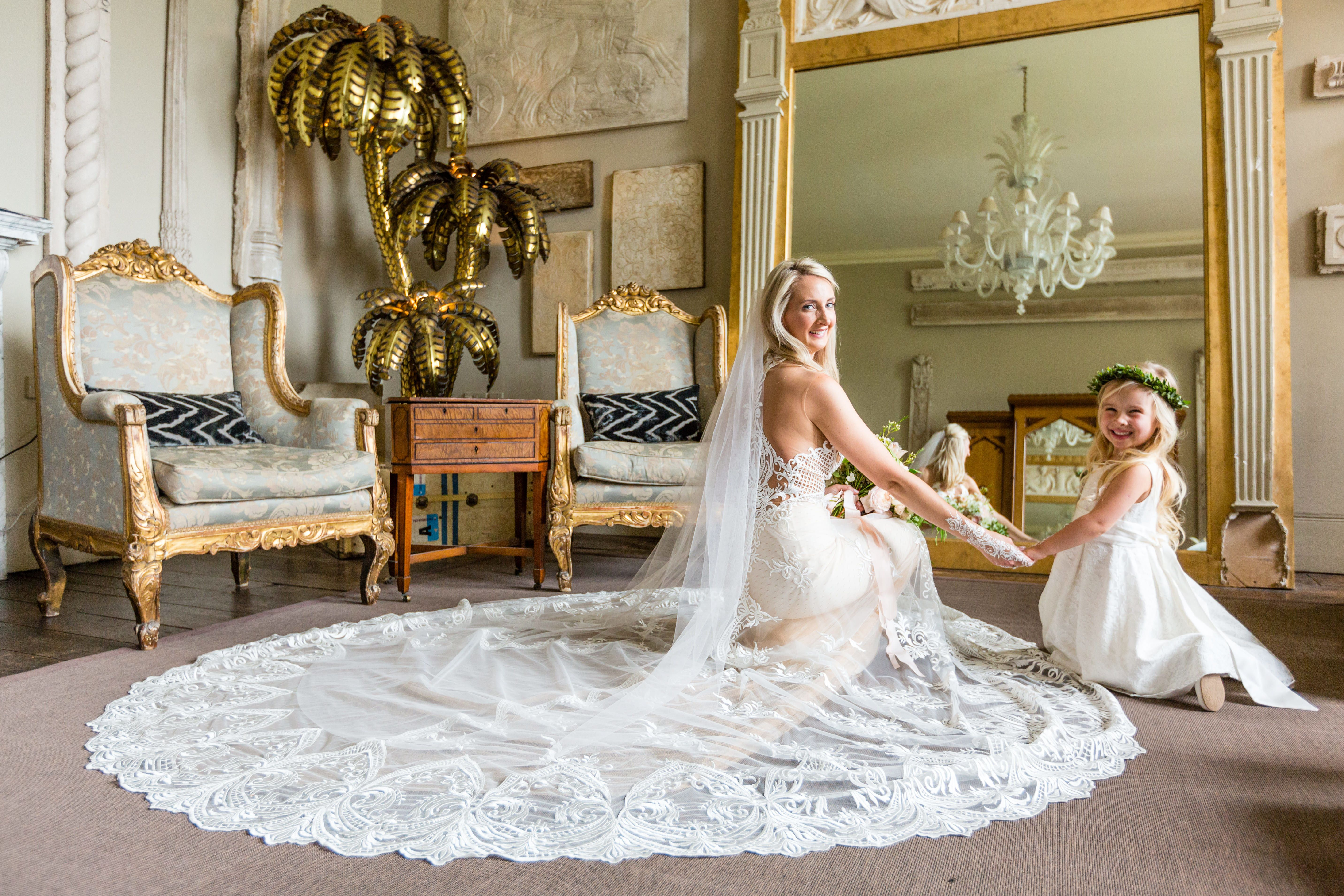 Luxury venues and wedding dress inspiration Wedding