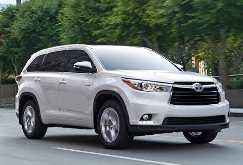 suvs with third row seating as the family car 2015 toyota highlander cars suv lovers pinterest. Black Bedroom Furniture Sets. Home Design Ideas