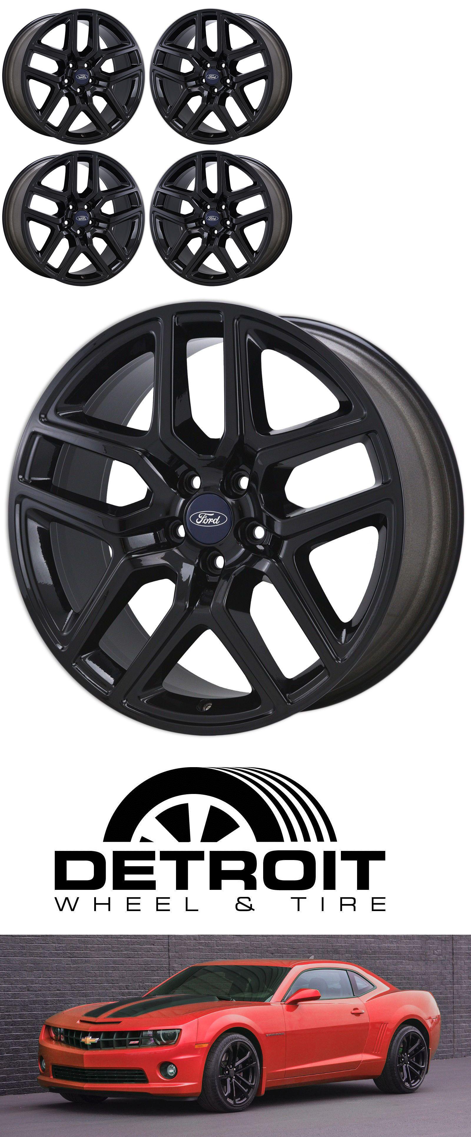 Auto parts general 20 ford explorer sport black wheels factory oem 2016 2017 set