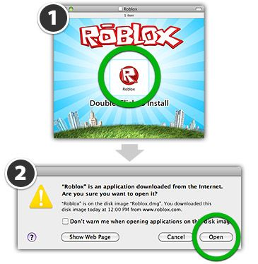 Roblox Dmg Installer Installation Instructions Fun Things To Do Roblox Diy Patches