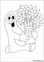 Ausmalbilder Von Der Kleine Maulwurf Zum Drucken Toy Story Coloring Pages Coloring Pages Harry Potter Coloring Pages