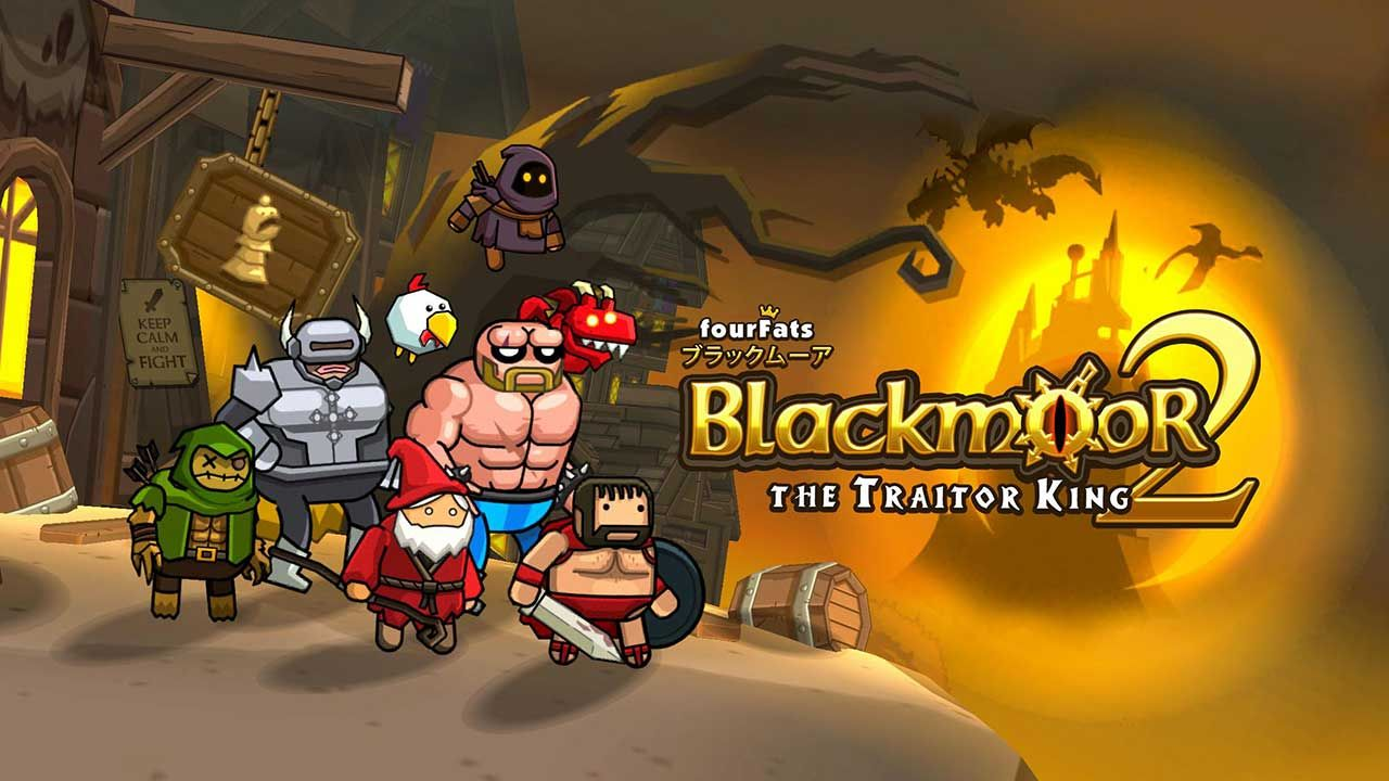 Blackmoor 2 The Traitor King Platform Game Latest Games Games