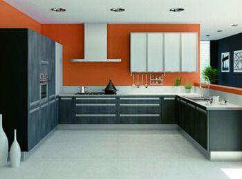 Quelle peinture pour ma cuisine ma cuisine peinture for Cuisine peinture orange