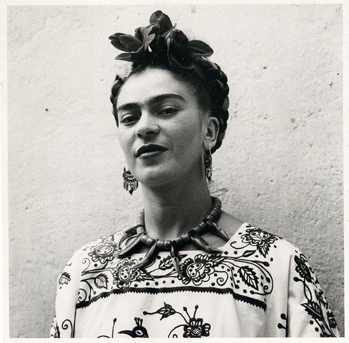 The beautiful frida khalo an artist who defied societal standards of beauty expressed herself through everything she did like her i wish to stay true to