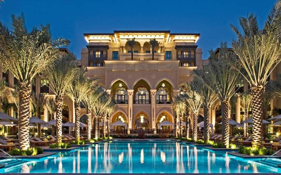 The Palace Hotel Old Town Dubai Luxury 5 Star In Downtown Opposite Burj Corporate Leisure