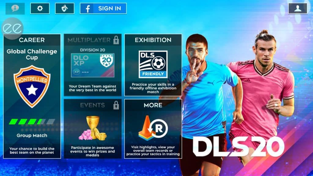 Download Dream League Soccer 2020 Mod Apk Obb Data Dls 2020 Mod Apk Latest Version 7 19 For Android With Unlimited Mon In 2020 League Kings Game How To Run Faster